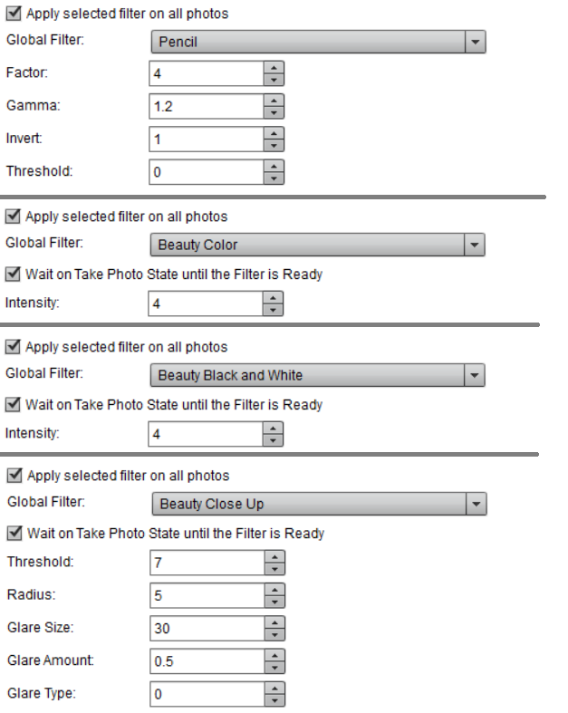 f188e89bfa7 Option #2: Apply One Selected Filter On An Individual Photo:
